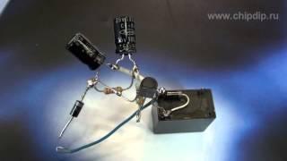 видео Реле электромагнитное: основа управления автомобильными электроцепями