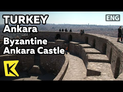 【K】Turkey Travel-Ankara[터키 여행-앙카라]비잔틴 제국의 역사, 앙카라 성/Byzantine Ankara Castle/Observatory