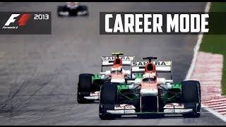 F1 2013 Gameplay Career Mode - Part 3 Malaysian Grand Prix [S1 P3]
