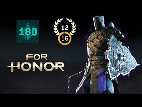 [For Honor] Conqueror - Gear/Customization
