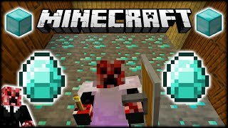 I GOT AN INSANE AMOUNT OF MINECRAFT DIAMONDS! | Let's Play Minecraft Survival | Episode 12