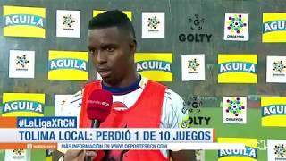 Tolima vs. Medellín, partido de vuelta semifinal Liga Águila 2018-II en Ibagué
