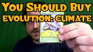 EVOLUTION: CLIMATE -- Why You Should Buy a Boardgame (in 5 Minutes)