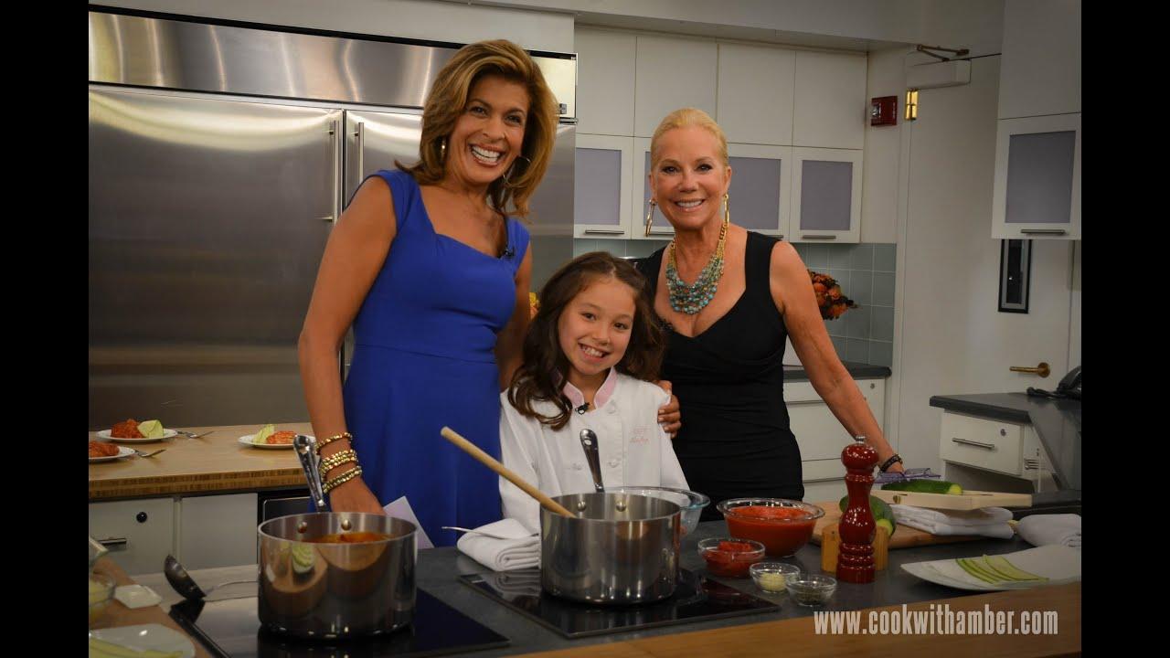 Amber Kelley Food Network