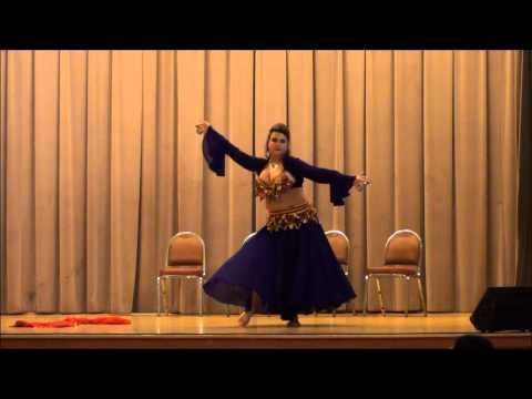 Saja Middle Eastern Dance Company @ BadAss Dance Festival 2012