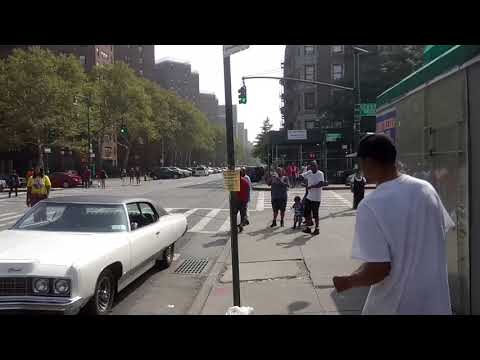 Low rider in Harlem September 2017