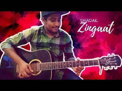 Zingaat - Dhadak / Sairat Guitar Cover | Ajay Atul