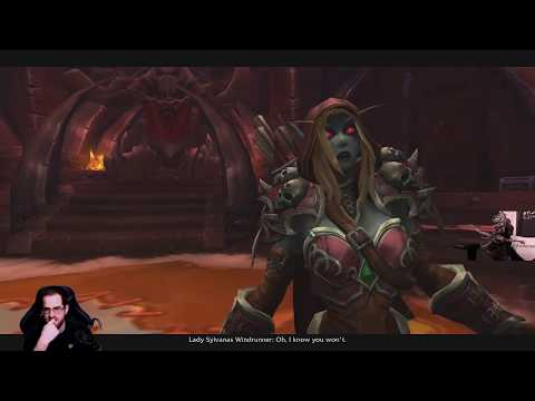 WoW: Battle For Azeroth Launch Stream (Pt....