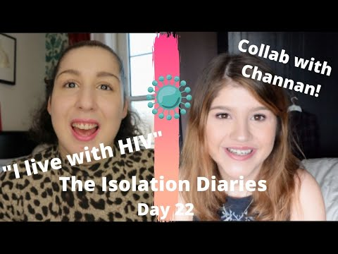 """""""I LIVE WITH HIV!"""" Collaboration With Channan 