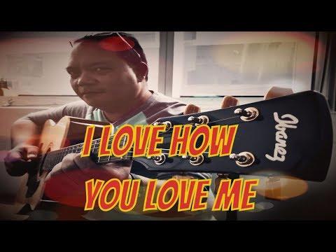 I Love How You Love Me - Major Tom cover