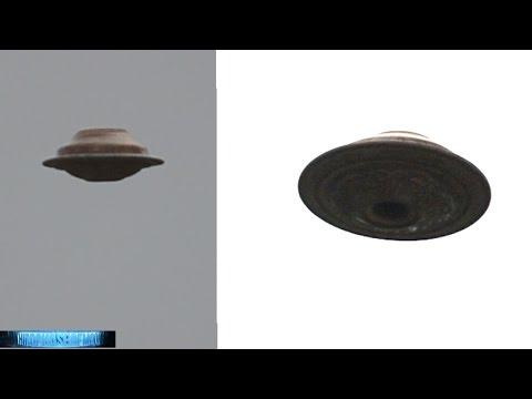 WOW!! SMOKING GUN UFO VIDEO!!? This Will Make You Believe!! Alien CRAFT! 12/5/2016