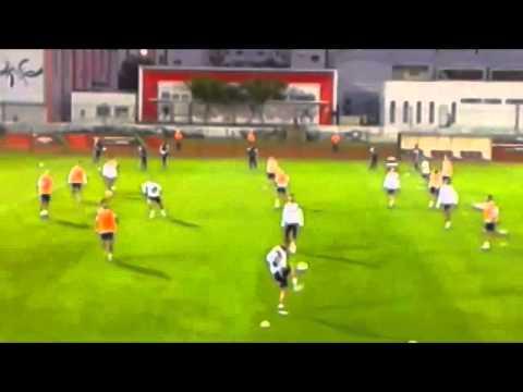 Real Madrid In Rabat