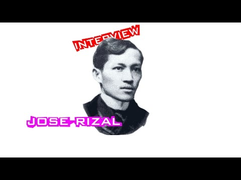 Rizal Subject: Who is Jose Rizal for you
