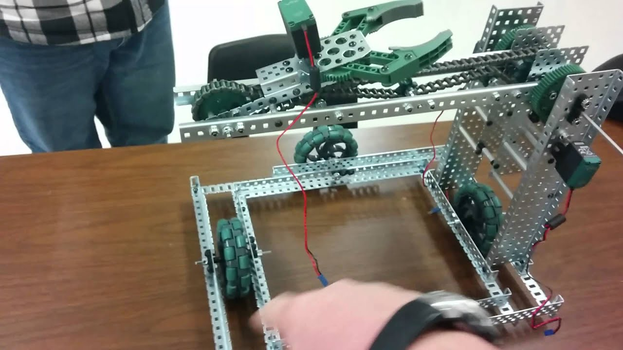 Vex Robot Design Youtube