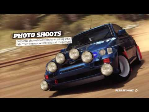 Forza Horizon, Career 050, PR Stunts: Photo Shoot (Horizon Outpost: Clear Springs)