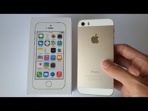 Unboxing: iPhone 5s in 2018