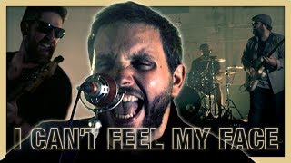 I Can't Feel My Face - The Weeknd Cover | Big Ben & the Burly Boys | Mighty Happy Crew