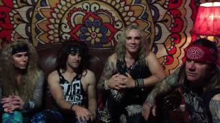 Steel Panther's Response to ZEST's