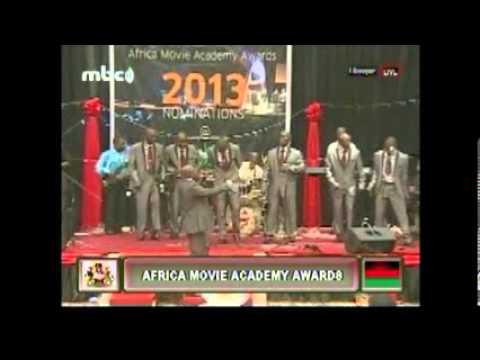 5of11 - Africa Movie Academy Awards, Lilongwe Malawi, March 2013 - KBGBand