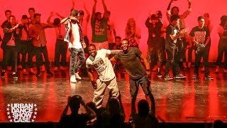 Bboy Junior -vs- Bboy Neguin / Breakin' Freestyle Battle / 310XT FILMS / URBAN DANCE SHOWCASE