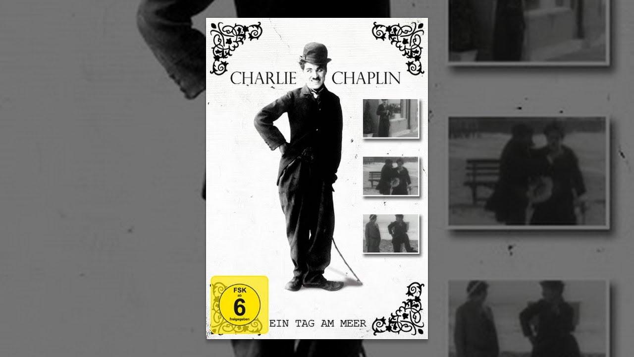 Charlie Chaplin - Ein Tag am Meer