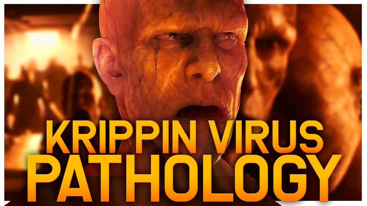 The Krippin Virus Explored | I Am Legend Infected Physiology and Vampiric Disease Explained