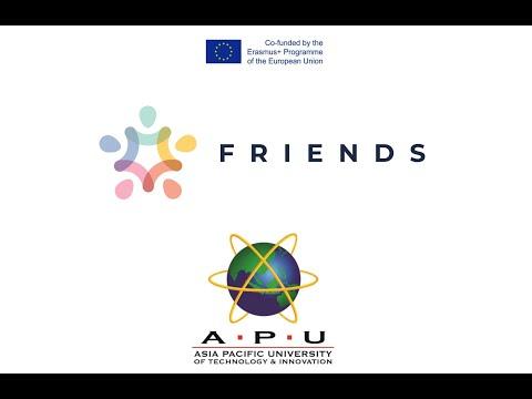 FRIENDS MOOC Promotion Video