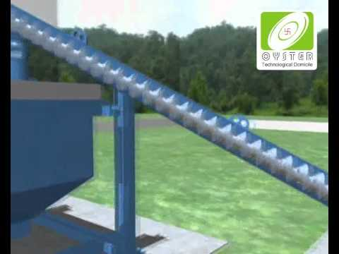 Oyster Technology - Mechanical Engineering Simulation 3d Animation .flv