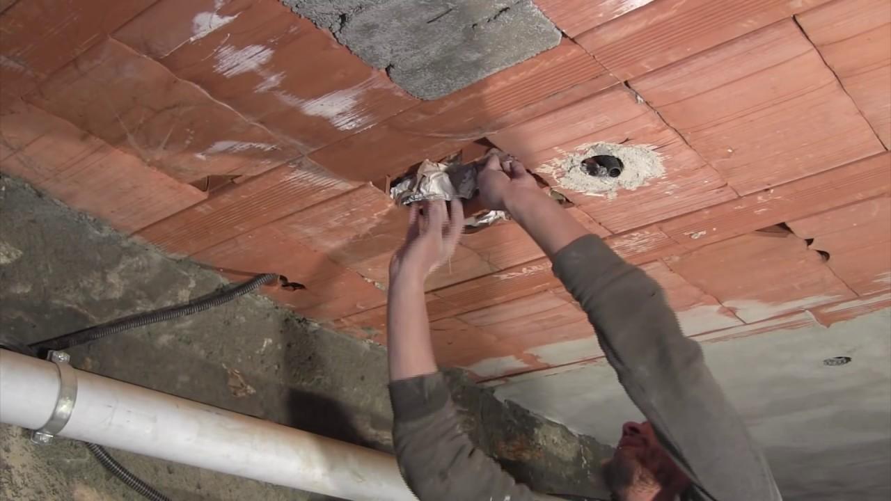 Cemento Premiscelato Per Top Cucina come intonacare un soffitto