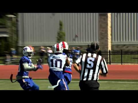 Camp Highlight: Darby Interception