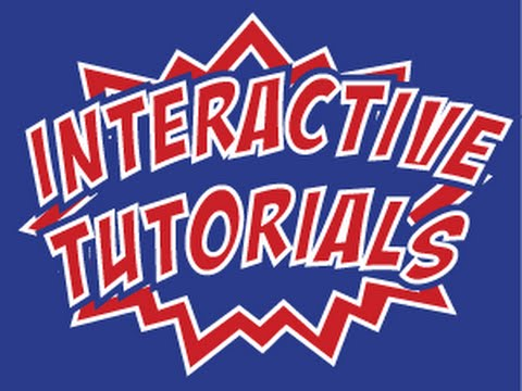 Science Interactive Tutorials button