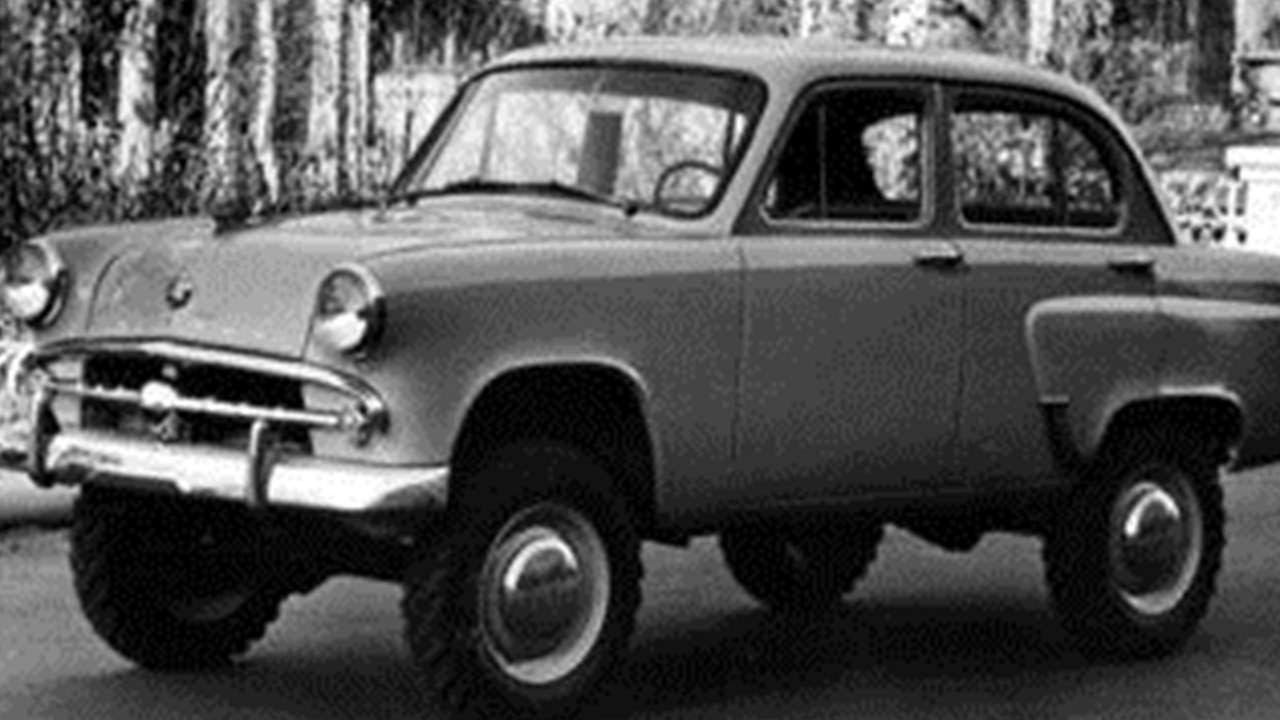 Car Moskvich-410: technical specifications, tuning 21