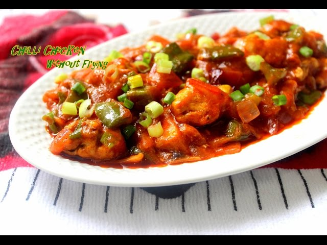 chilli chicken no fry chilli chicken recipe chilli chicken no fry recipe chicken recipes chicken (animal) chinese recipes chinese food (cuisine) chicken meat (food) recipe (website category) cooking (interest) frying (culinary technique) anu's kitchen recipes in malayalam -~-~~-~~~-~~-~-