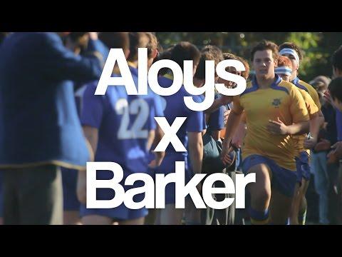 St Aloysius 1st XV x Barker | 2015