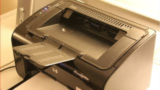 Configure HP Printer Using Browser | Set up Static IP | Bonjour for Apple iPad Printing |