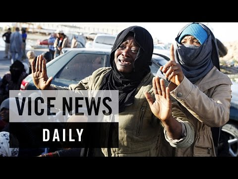 VICE News Daily: No End in Sight to Europe's Migrant Crisis from YouTube · Duration:  2 minutes 46 seconds