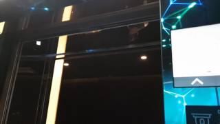 서울스카이전망대용 오티스엘리베이터 상승