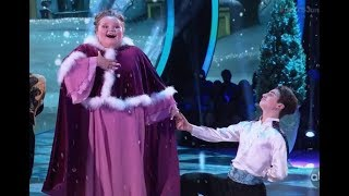 "Alana ""Honey Boo Boo"" Thompson & Tristan Ianiero - Dancing With The Stars Juniors Episode 3"