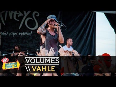 Volumes - Vahle (Live 2014 Vans Warped Tour)