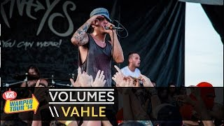 Volumes - Vahle (Live 2014 Vans Warped Tour)