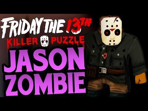 FRIDAY THE 13th KILLER PUZZLE - EN MANHATTAN CON JASON ZOMBIE MUY DIFICIL! - GAMEPLAY ESPAÑOL