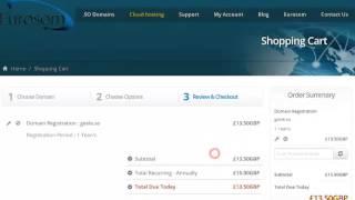 How To Register SO Domains From Eurosom