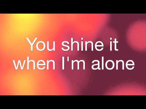 Lights - Ellie Goulding Lyric Video