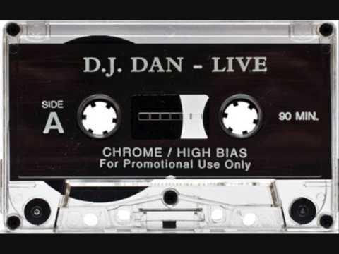 DJ Dan – Live at The California Project (side A)