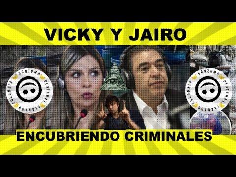 Vicky y Jairo Lozano dejen encendido microfono