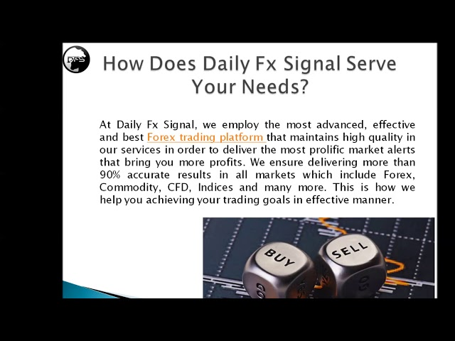 Daily Fx Signal- Best Forex Signal Provider for your Trading Needs!