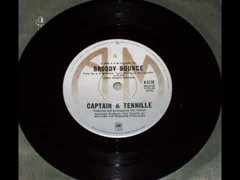 Captain and Tennille - Broddy Bounce