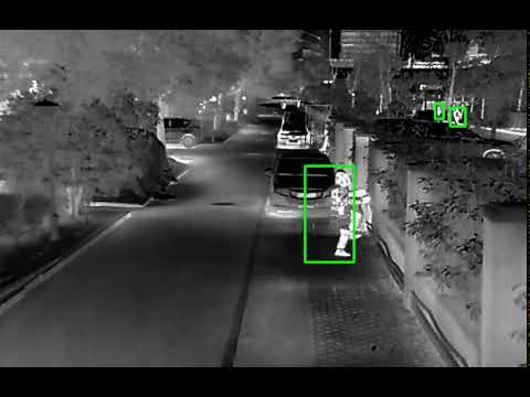 Dahua Thermal Camera - Perimeter Protection