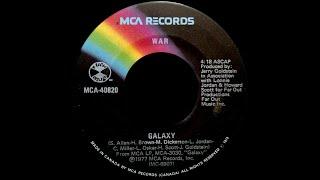 War ~ Galaxy 1977 Funky Purrfection Version