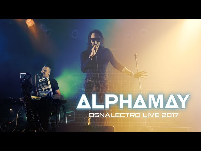 ALPHAMAY - DON'T GO ( Yazoo Tribute ) LIVE @ OSNALECTRO FESTIVAL 2017